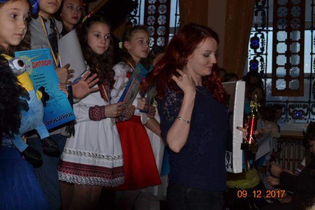 """9-10 грудня 2017р. """"Мій світ - мистецтво"""" (м. Черкаси)"""
